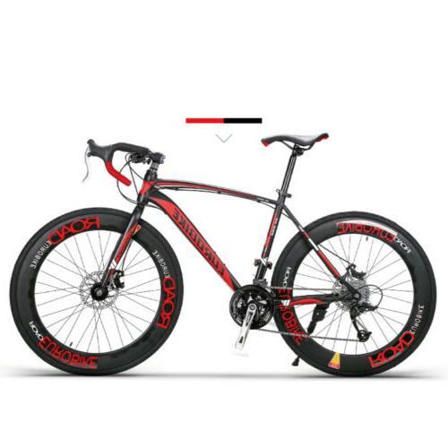 26'' Road Bike Comfort Bike Road Bicycle 27 Speed Cycling MT