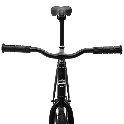 Critical Coaster Fixie Style Commuter with Brake, 57cm,
