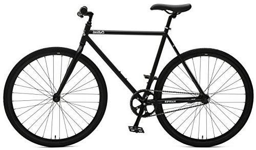 Critical Cycles Harper Coaster Fixie Style Commuter Brake, 57cm, Black