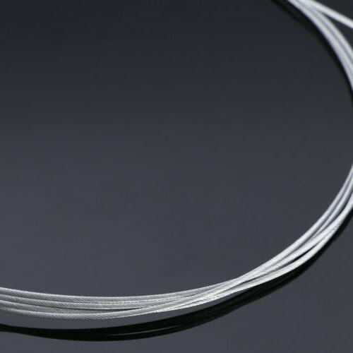 2Pcs Inner Cable Steel
