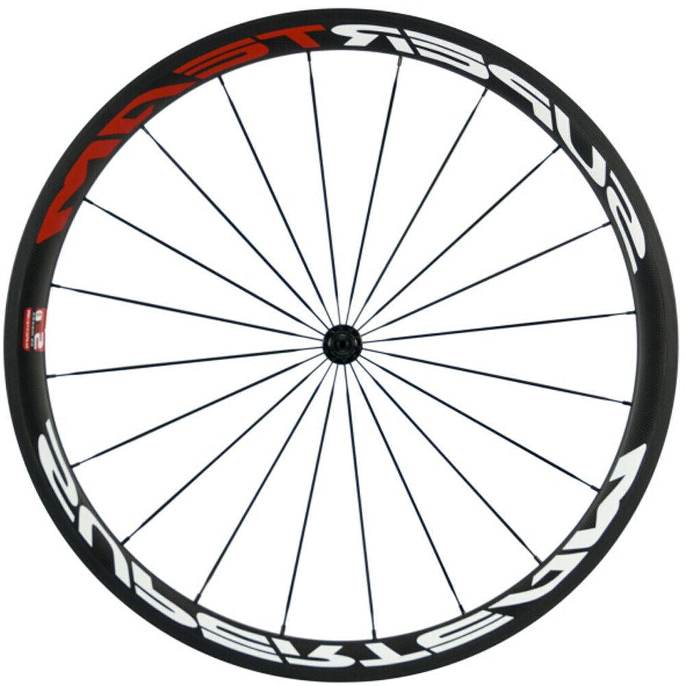 38mm Wheels Bike Clincher Bicycle Wheelset 700C Cycle
