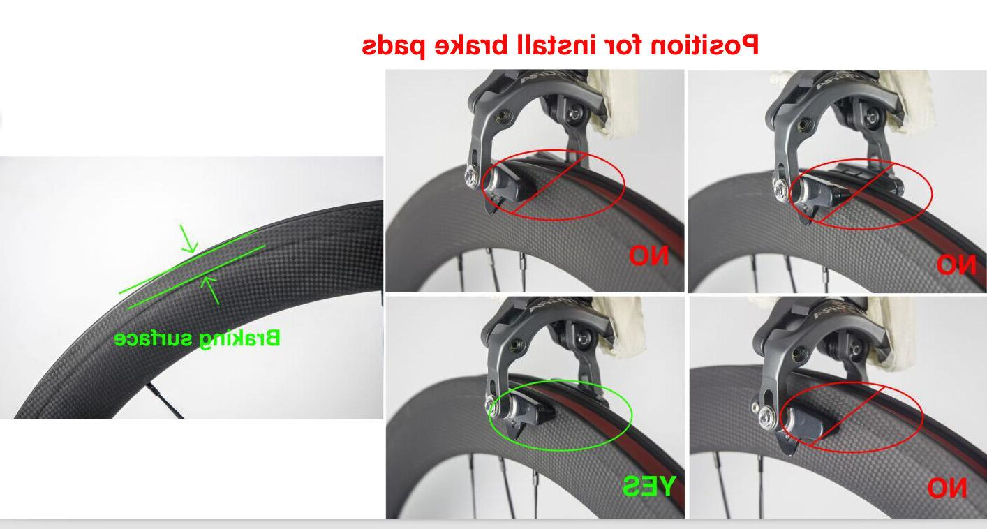 38mm Carbon Road Bike Wheel