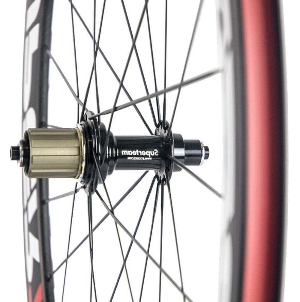 38mm Clincher Carbon Road Carbon 700C 23mm Race