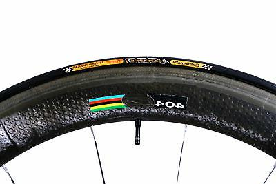 Zipp /808 Tubular Road Carbon 10 QR