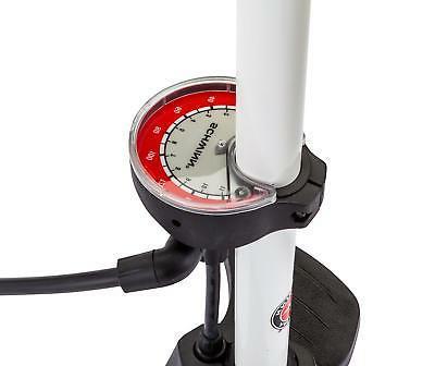 Schwinn in Bicycle Floor with gauge