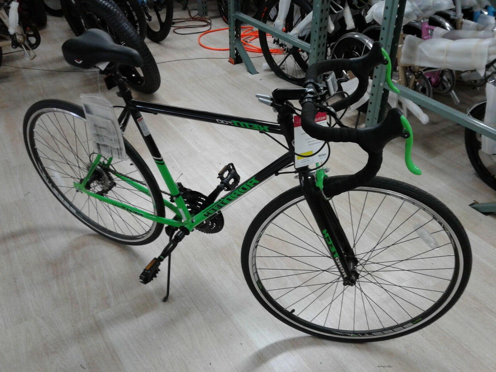 Kent 52714 700c Men's Road Bicycle - Green/Black