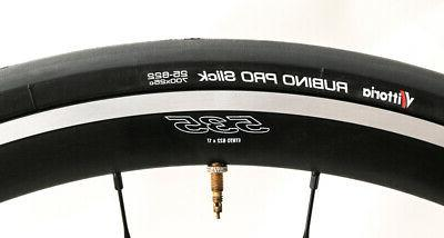 Oval 700c Carbon / Bike Wheelset Campagnolo