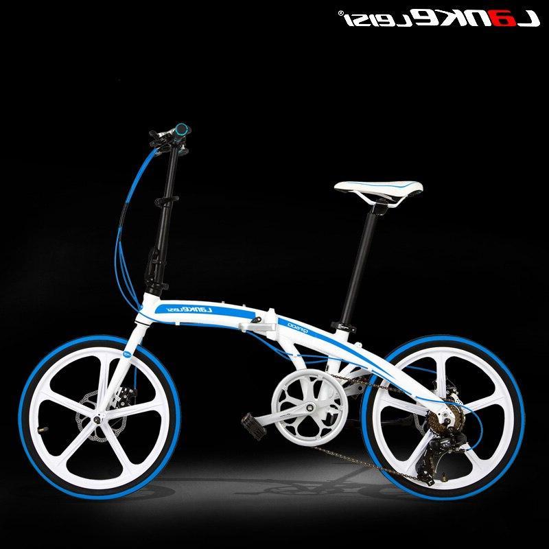 7 Speeds <font><b>Bike</b></font>, 20 City Aluminum Alloy Brakes