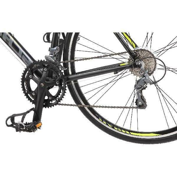 700C 1600 Men's Road Bike Schwinn Bicycle Outdoor Riding Set