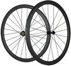700c 38mm tubular carbon wheels racing carbon