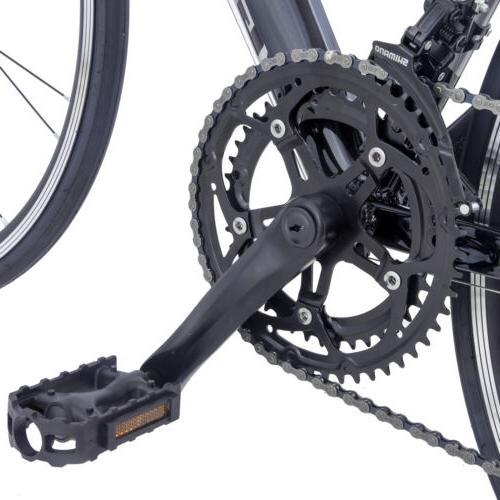 Frey Shimano X 54C Road 14 Speed Frame Fork Racing Bicycle