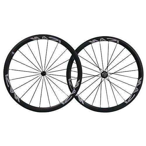 700c carbon road bike wheelset