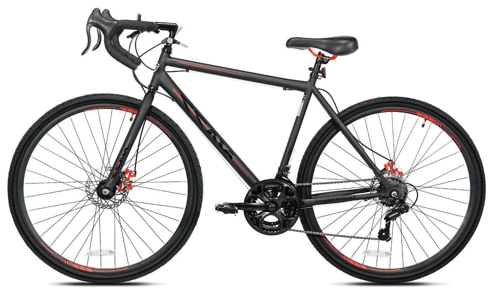 Kent 700c Men's, Nazz Bike, Black