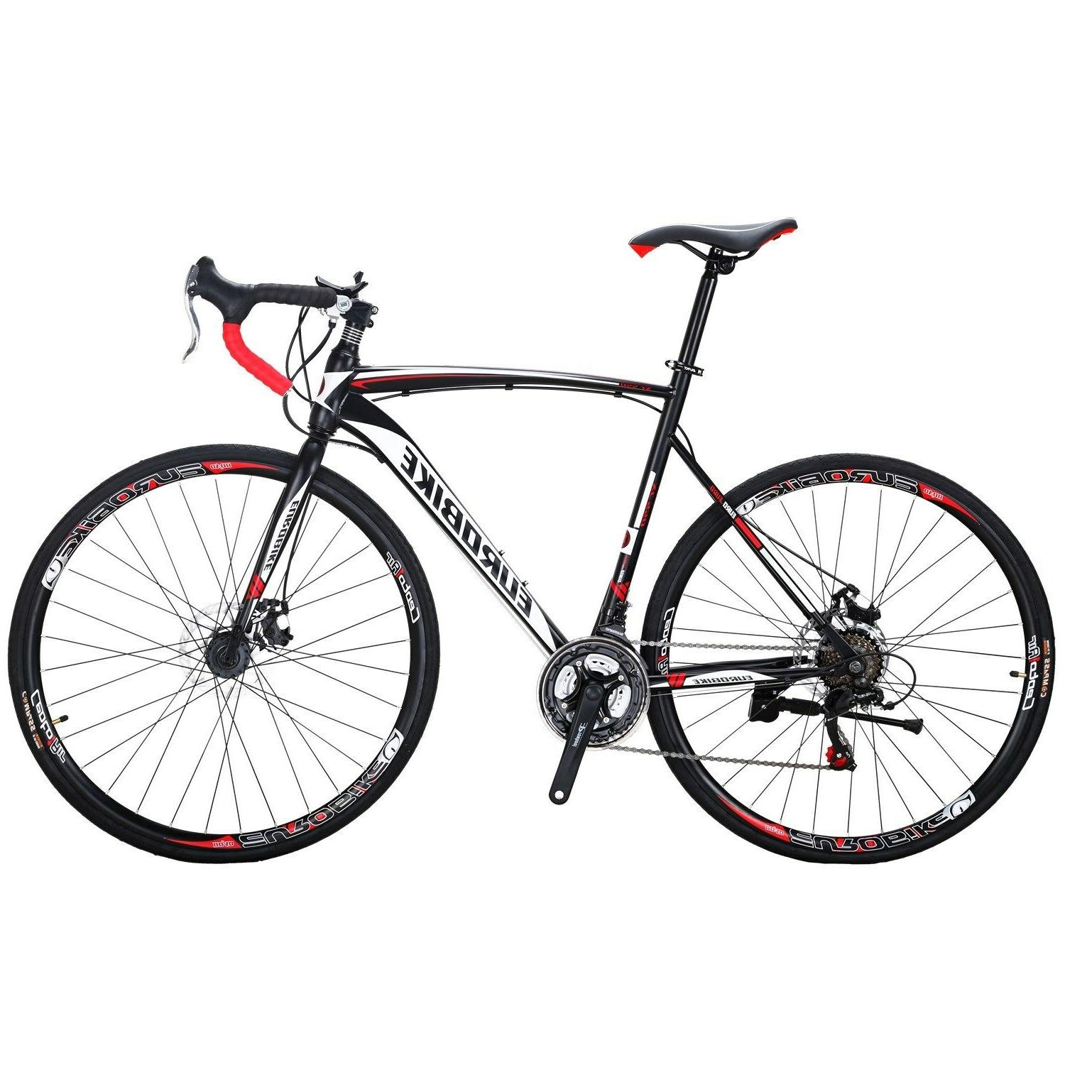 700C Speed Bicycle Disc Brakes Mens Cycling