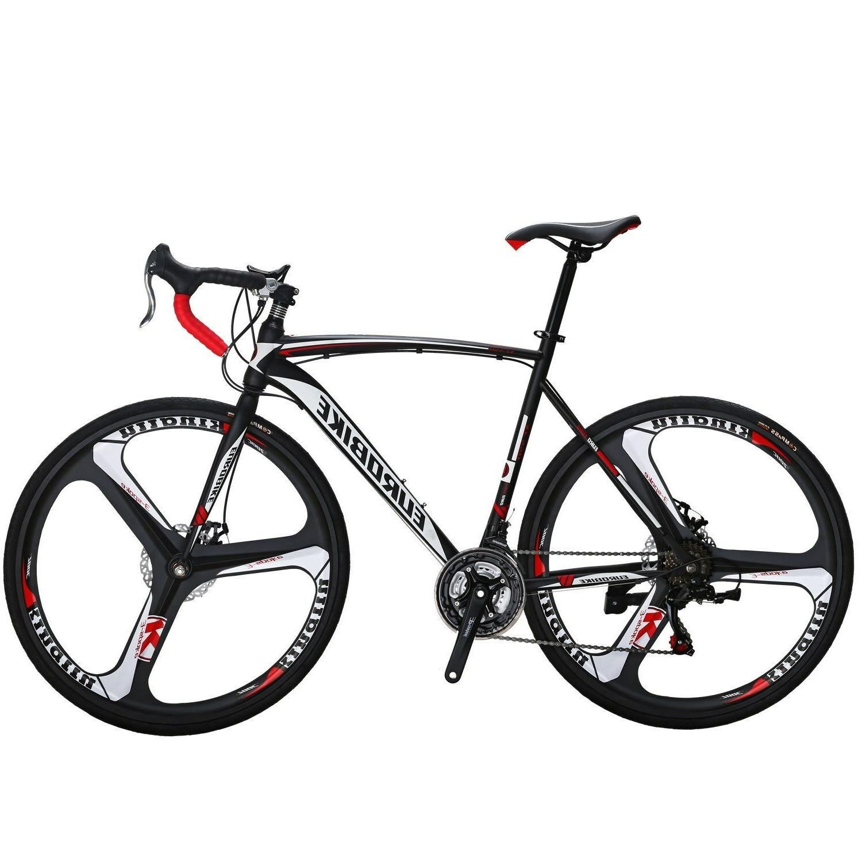 700c road bike 21 speed complete bicycle