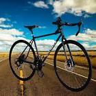 700C Road Bike 21 Speed Mens Bikes Racing Bicycle Front N Re