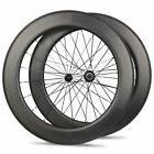 700c road bike carbon fiber Golf dimple wheels 80mm*25mm car