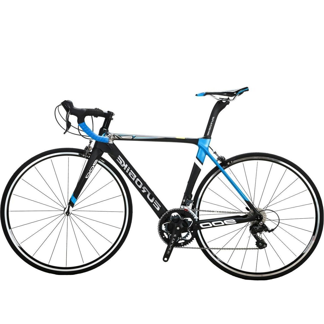700c road bike carbon fiber shimano 18