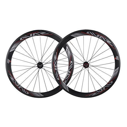 700c road bike wheelset carbon