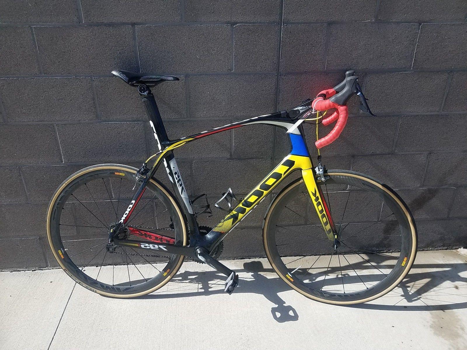 Look 795 Carbon Road Bike size 57-2016 Shimano Ultegra DI2,
