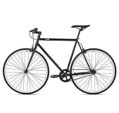 6KU Fixed Gear Single Speed Road Bike,