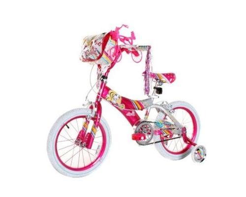 DynaCraft Girl's Barbie Bike