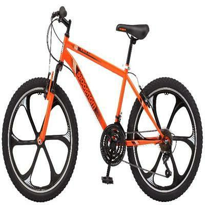 Boys Mongoose Bicycle Alert Mag Wheel Bike 21 Speed 24 Inch