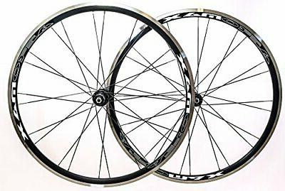 Alloy Wheelset - 24 Spoke Road Bike Clincher Wheel for 700c