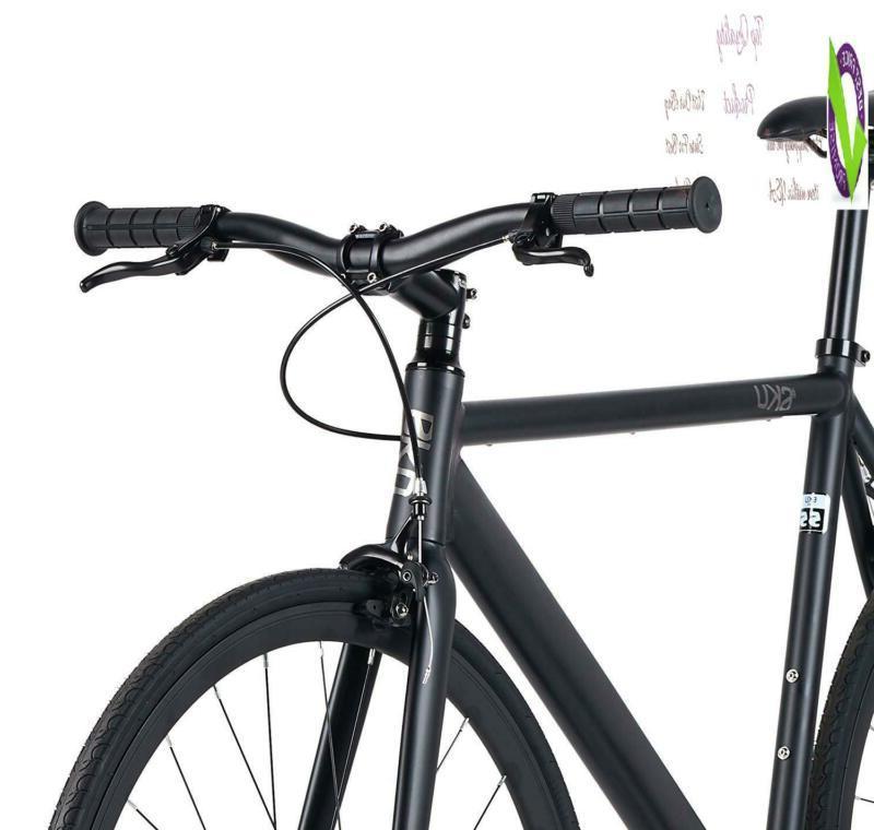 6Ku Fixed Ar Single-Speed Urban Track Bike