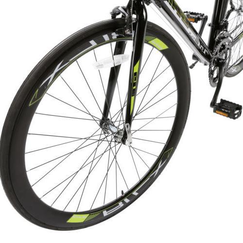 Racing Shimano X 54C Bike 14 Speed Aluminum Steel