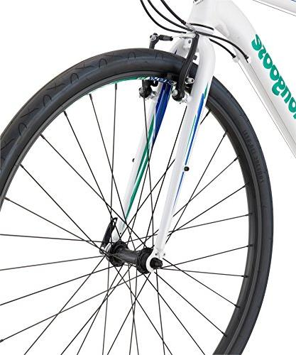 """Mongoose Road Bike White, 20""""/Large"""