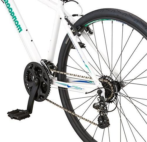 Mongoose Sport Road Bike 700c White,