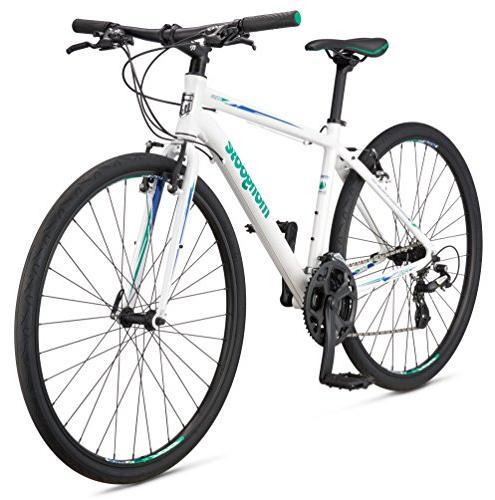 Mongoose Artery Road Bike 700c White,