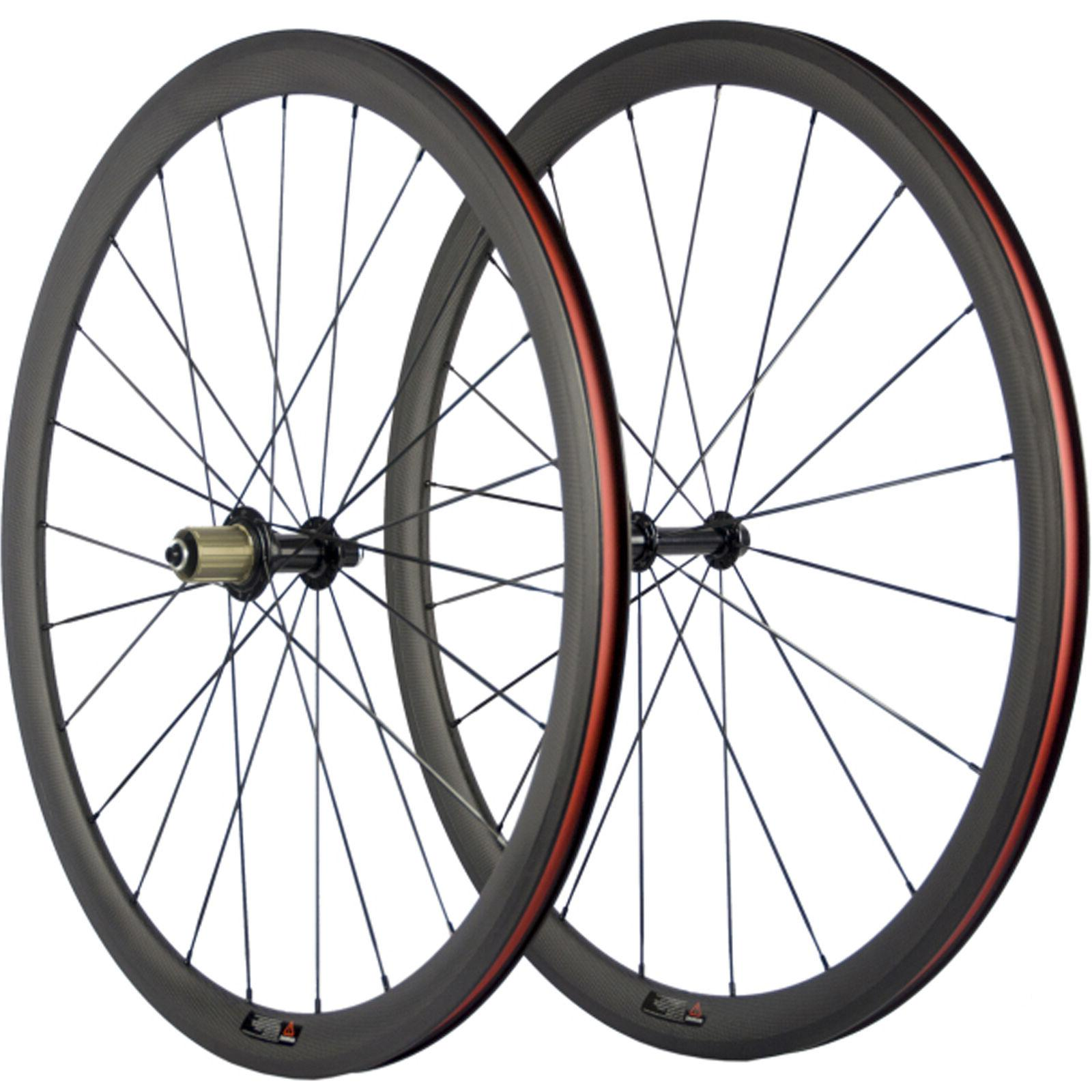 basalt brake surface 38mm clincher carbon wheelset