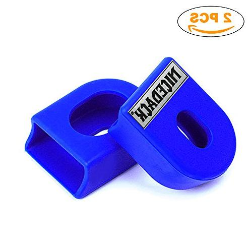 bicycle crankset protective cover