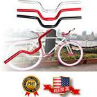 Bicycle Handlebar Aluminum Bike Riser Handlebars Road Mounta