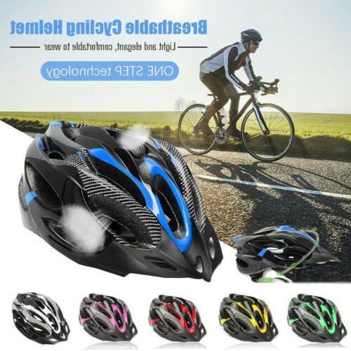 Adult Safety Cycling Helmet Road Bike Skate Cyclocross Protect Adjustable Helmet