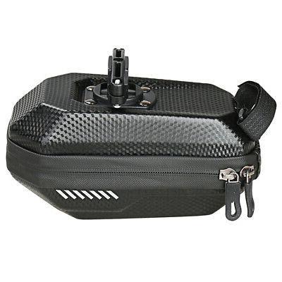 bicycle saddle bag waterproof road bike rear