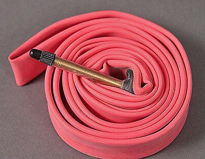 Vittoria 700 X 25 - 28 PV/Latex Road Tube, 51mm, Pink