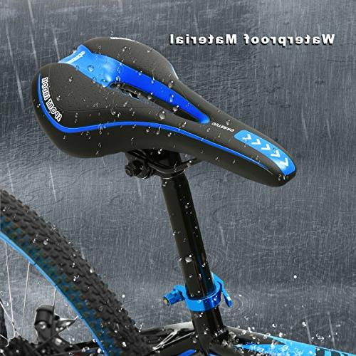 Bike Breathable Bicycle with Relief Zone Design Fit for Bike and Mountain