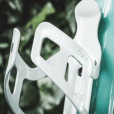 Bike Holder, Black Or White Gloss, Secure System, Lost
