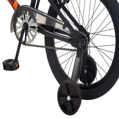 Mongoose 18-inch wheels, Single