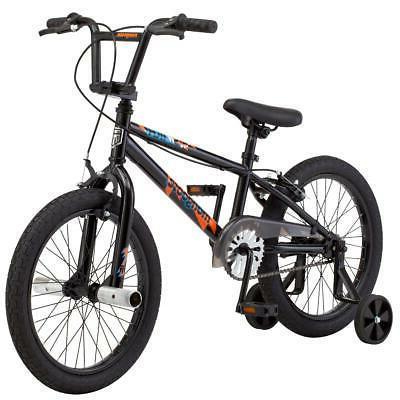 boys freestyle bmx bike switch 18 inch