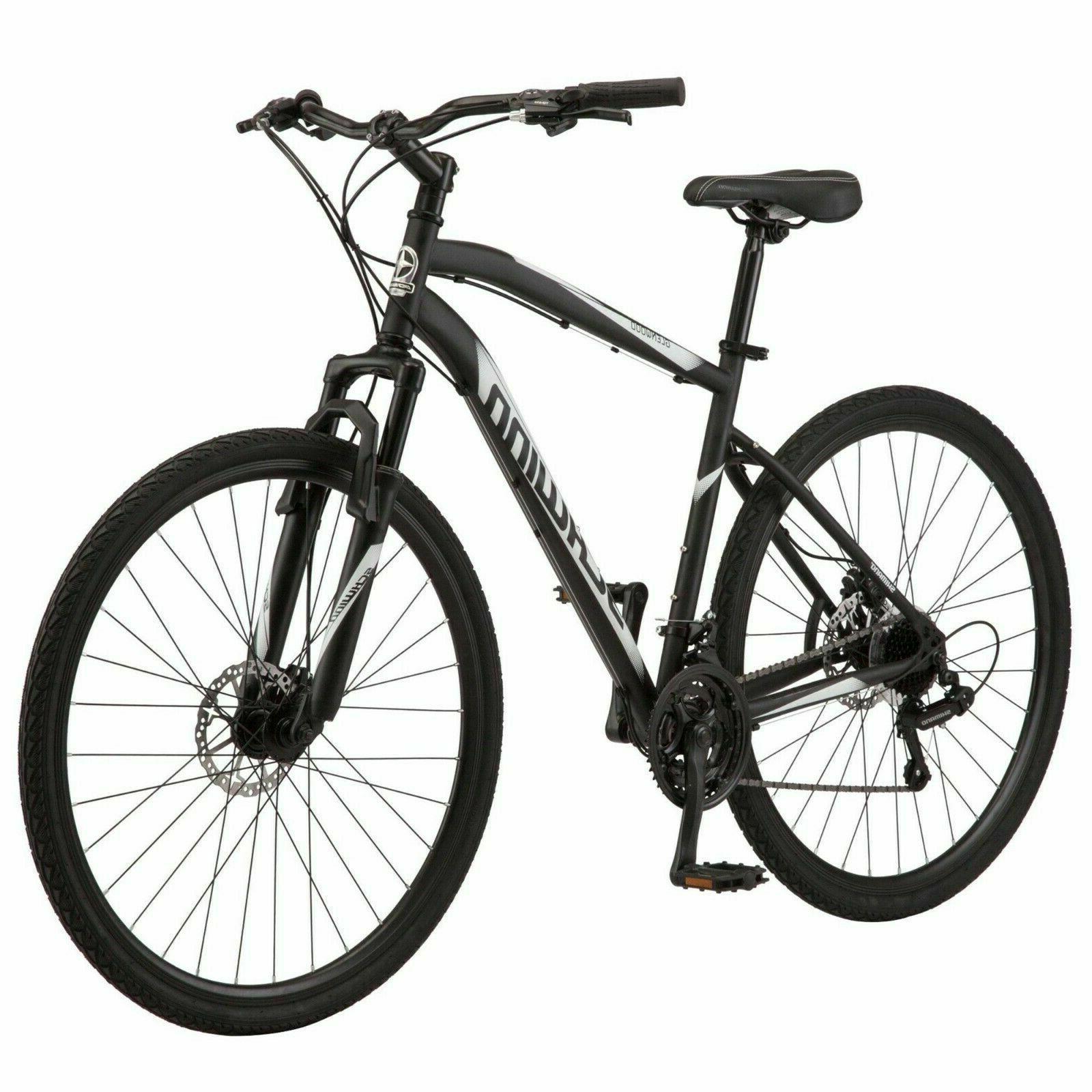 brand new glenwood hybrid bike 21 speed