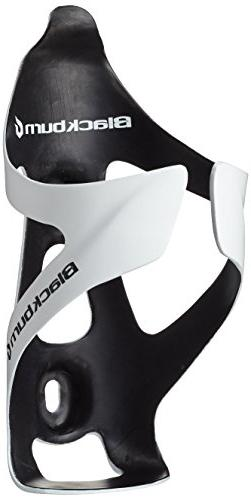 Blackburn Camber UD Carbon Cage Matte White/White, One Size