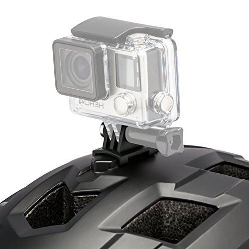 Mongoose Helmet Go Pro Camera Black