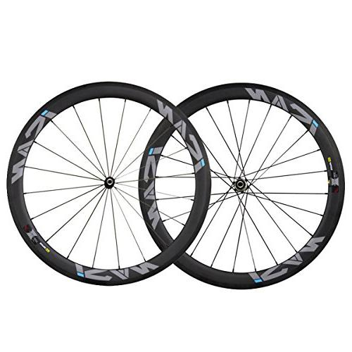 carbon clincher wheelset racing bike