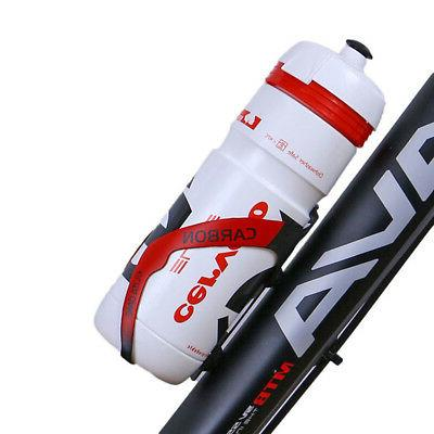 Carbon Water Bottle For MTB Road Bike