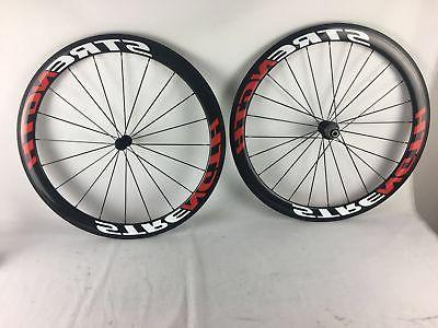 carbon fiber  wheels 38mm road bike bicycle wheelset 700c cl