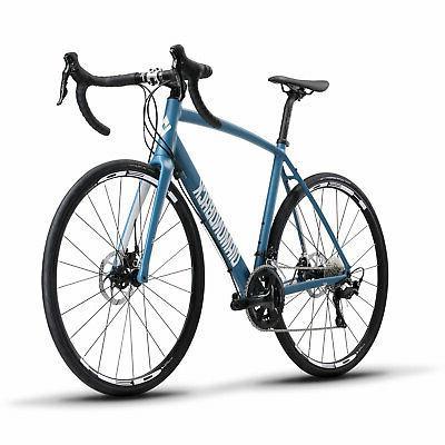Diamondback 3 CM Drop Bar Road Bike Blue 700C